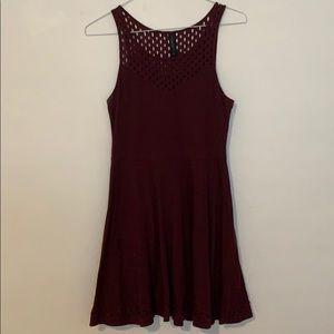 Aeropostale Maroon Dress